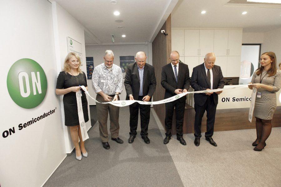 Spoločnosť ON Semiconductor otvára zmodernizované vývojové centrum v Bratislave