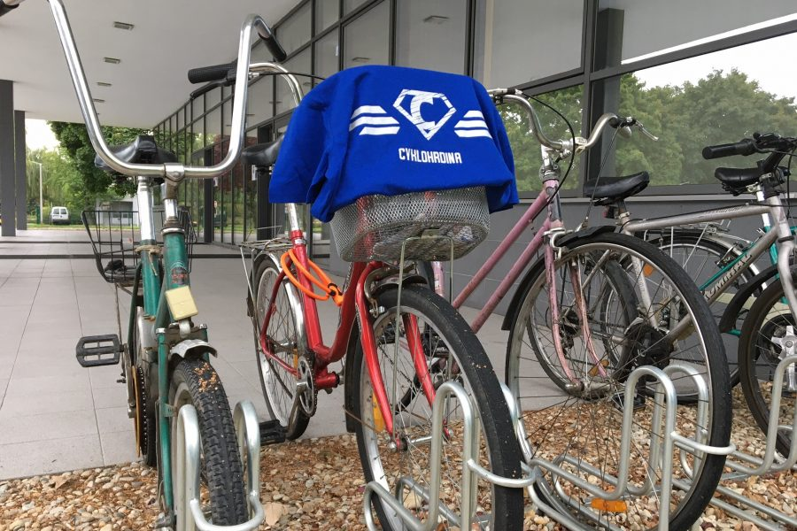 Do práce na bicykli 2020