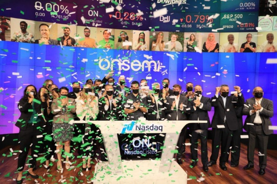 ON Semiconductor is onsemi